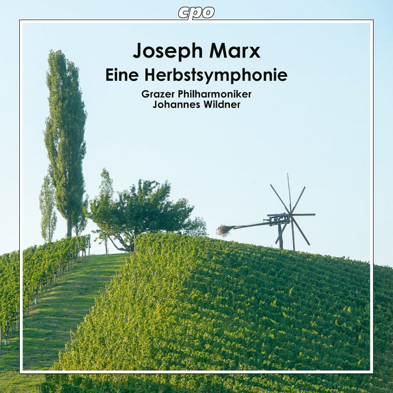 秋の交響曲 ヨハネス・ヴィルトナー&グラーツ・フィル