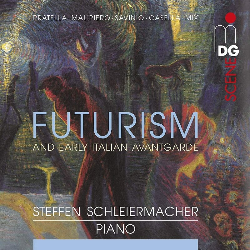 未来派と初期イタリア前衛音楽 シュテッフェン・シュライヤーマッハー