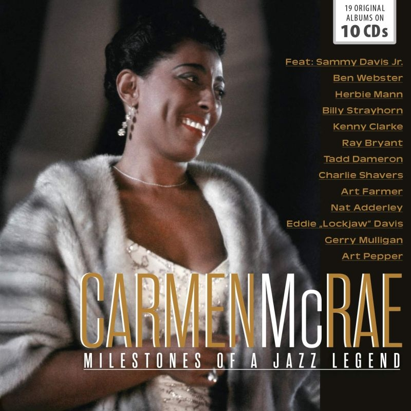 Milestones Of A Jazz Legends (10CD)