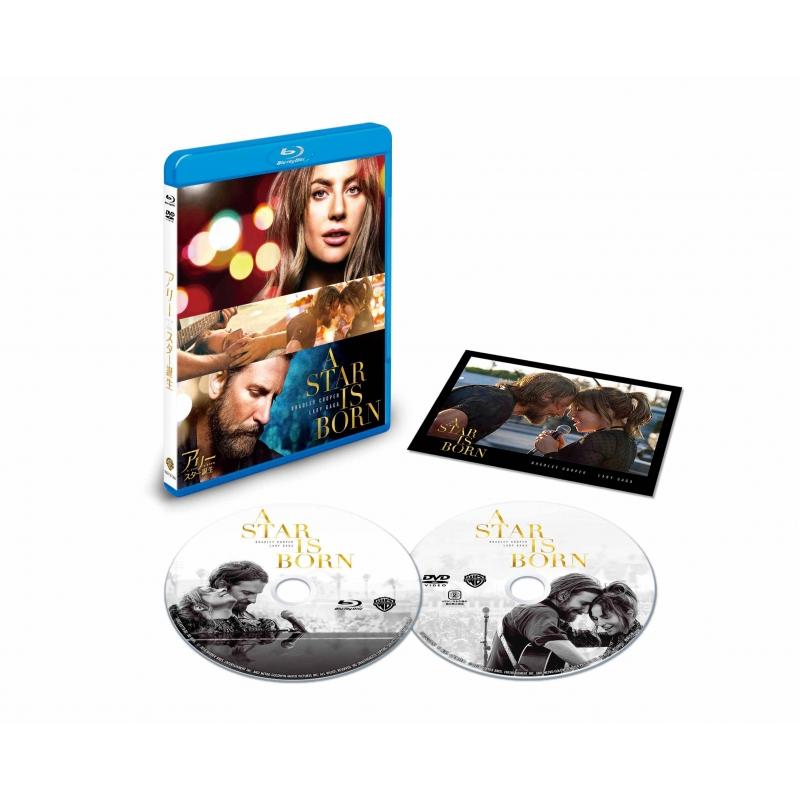 【初回仕様】アリー/スター誕生 ブルーレイ&DVDセット(2枚組/ポストカード1枚付)
