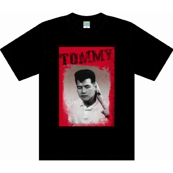 Tommy Tシャツ 革命ver L