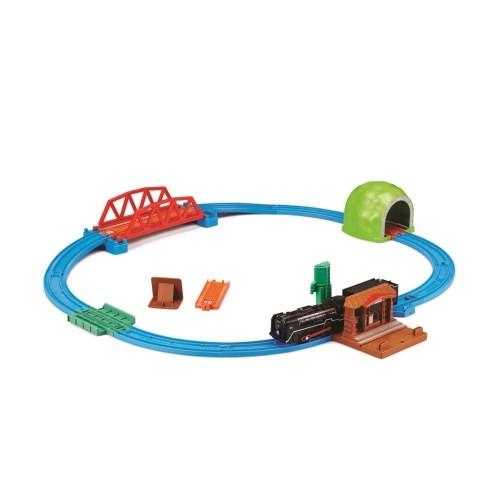 プラレール レールでアクション! なるぞ! ひかるぞ! C62蒸気機関車セット(通常版)
