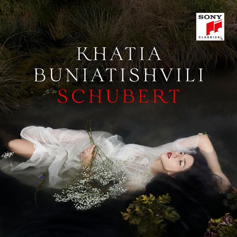 ピアノ・ソナタ第21番、4つの即興曲Op.90、他 カティア・ブニアティシヴィリ