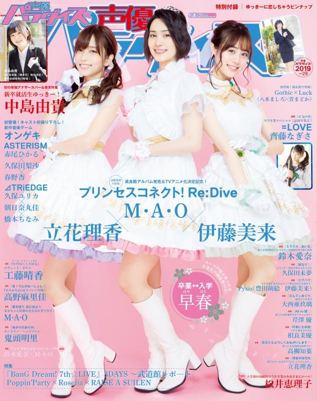 声優パラダイスR vol.29 AKITA Dxシリーズ