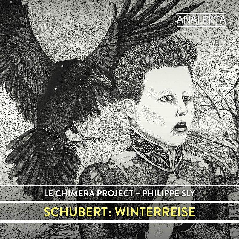 歌曲集『冬の旅』アンサンブル伴奏版 フィリップ・スライ、キメラ・プロジェクト