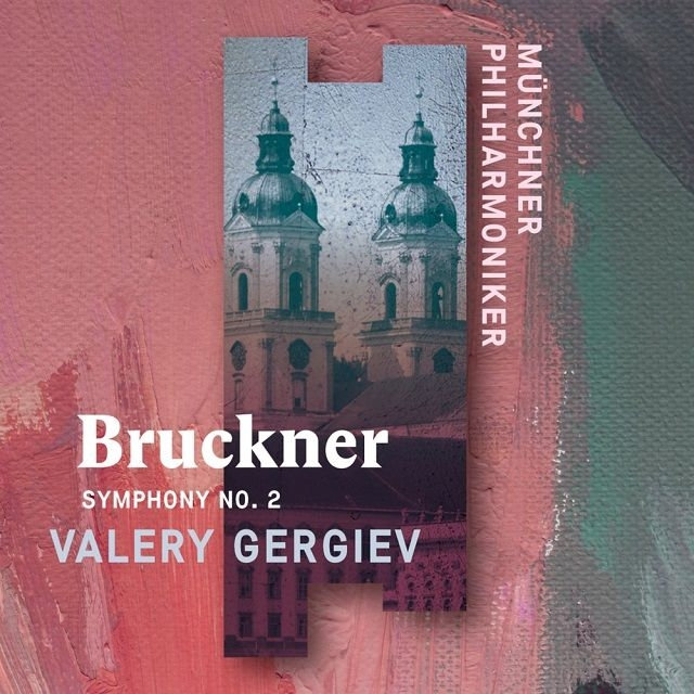 交響曲第2番 ワレリー・ゲルギエフ&ミュンヘン・フィル
