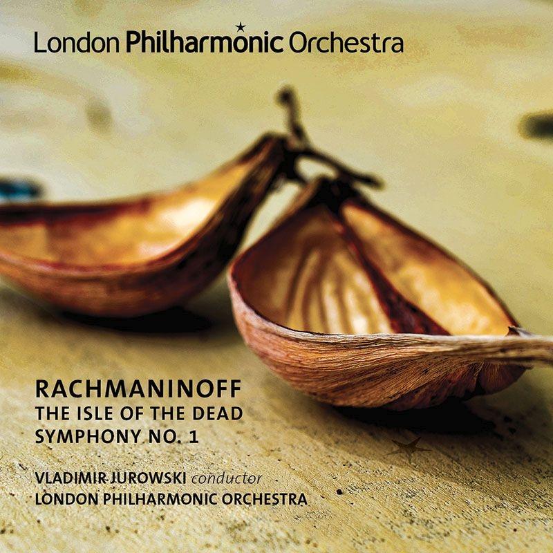 死の島(2014)交響曲第1番 ヴラディーミル・ユロフスキー&ロンドン・フィル