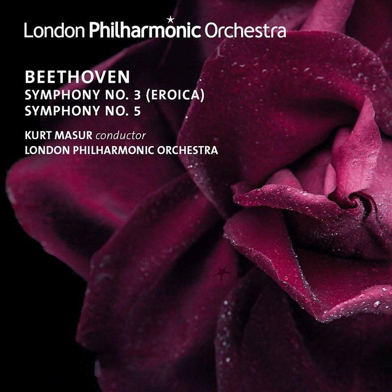 交響曲第3番『英雄』、第5番『運命』 クルト・マズア&ロンドン・フィル