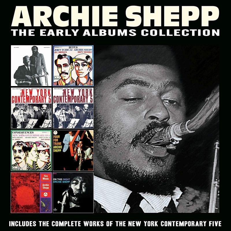 Early Albums Collection (4CD)
