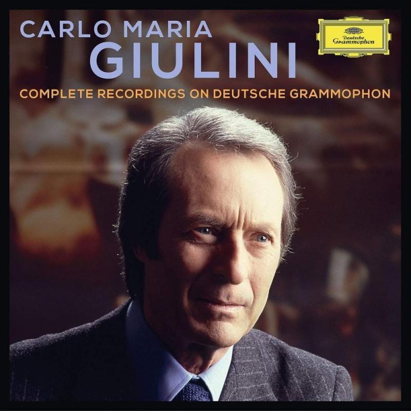 カルロ・マリア・ジュリーニ〜ドイツ・グラモフォン録音全集(42CD)