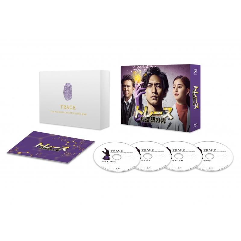 トレース〜科捜研の男〜Blu-ray BOX