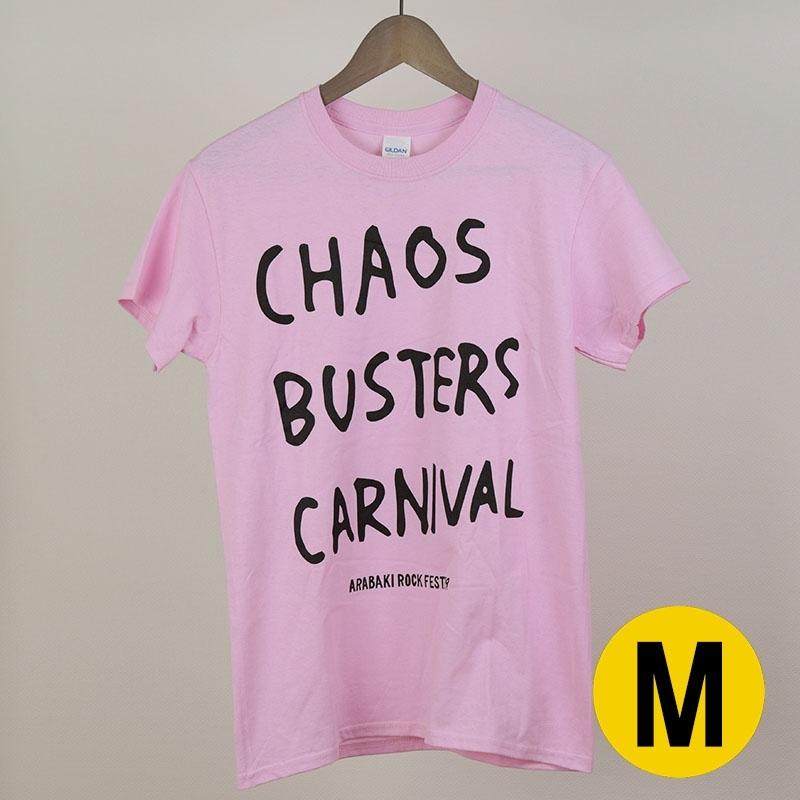 C.B.CTシャツ ライトピンク Mサイズ