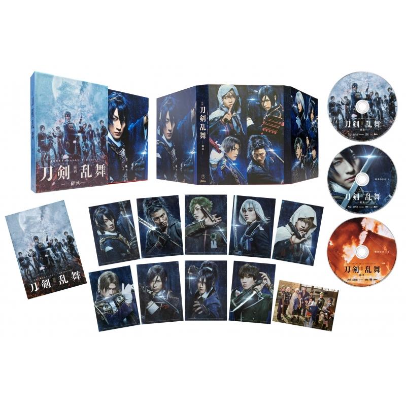 映画刀剣乱舞-継承-Blu-ray 豪華版