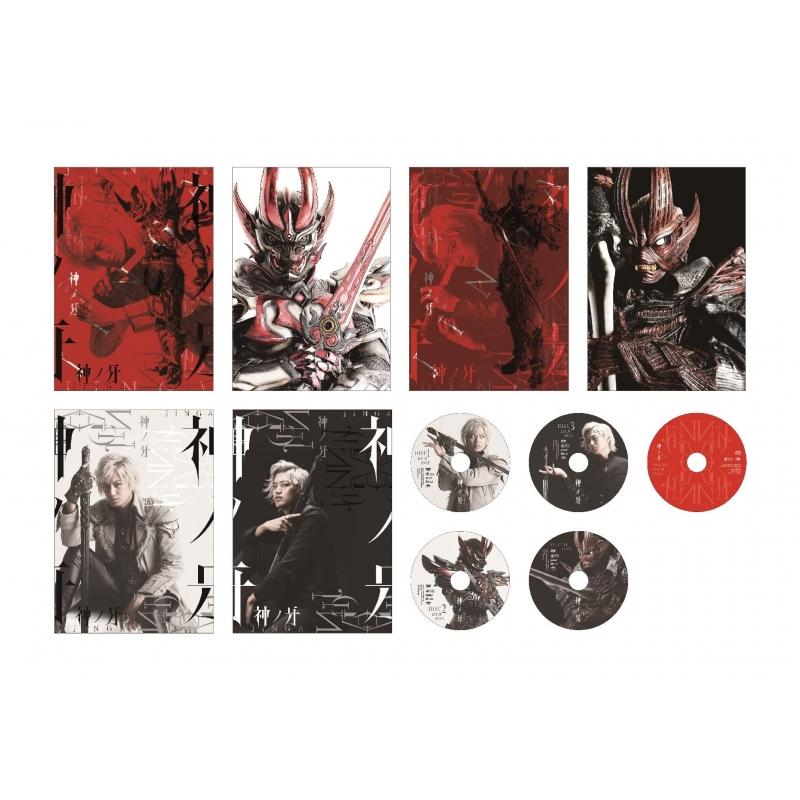 神ノ牙-JINGA-DVD BOX