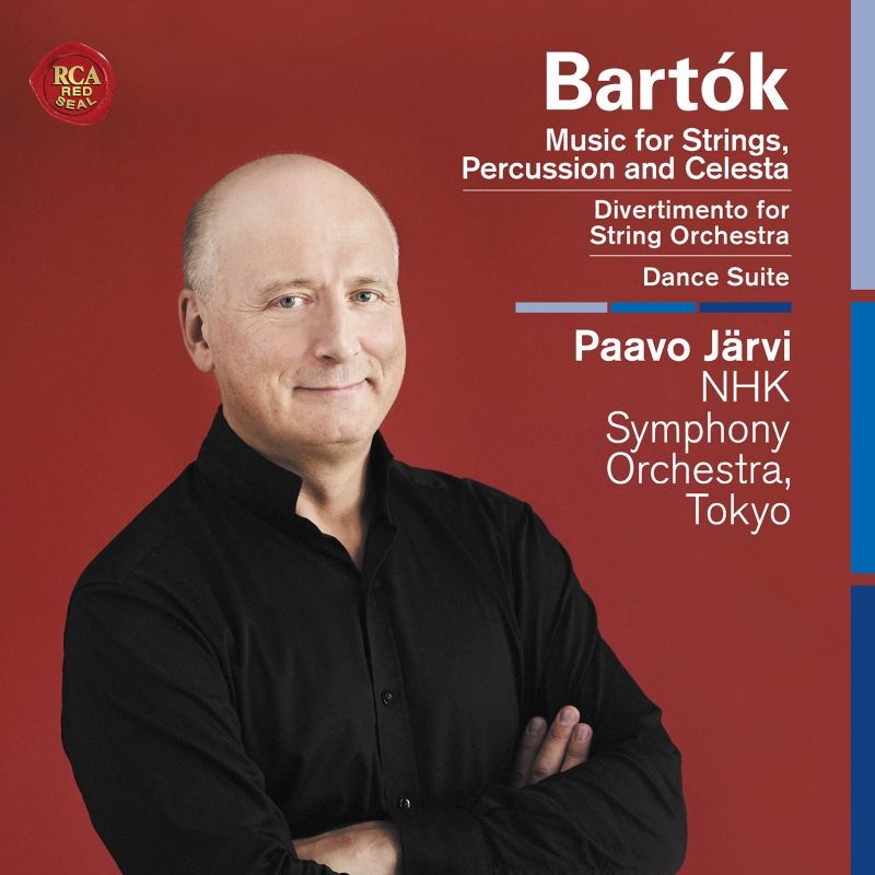 20世紀傑作選1〜バルトーク:『弦楽器、打楽器とチェレスタのための音楽』、ディヴェルティメント、舞踏組曲 パーヴォ・ヤルヴィ&NHK交響楽団