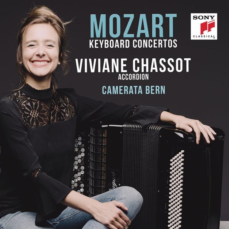 ピアノ協奏曲第27番、第15番、第11番 ヴィヴィアンヌ・シャッソ(アコーディオン)、カメラータ・ベルン