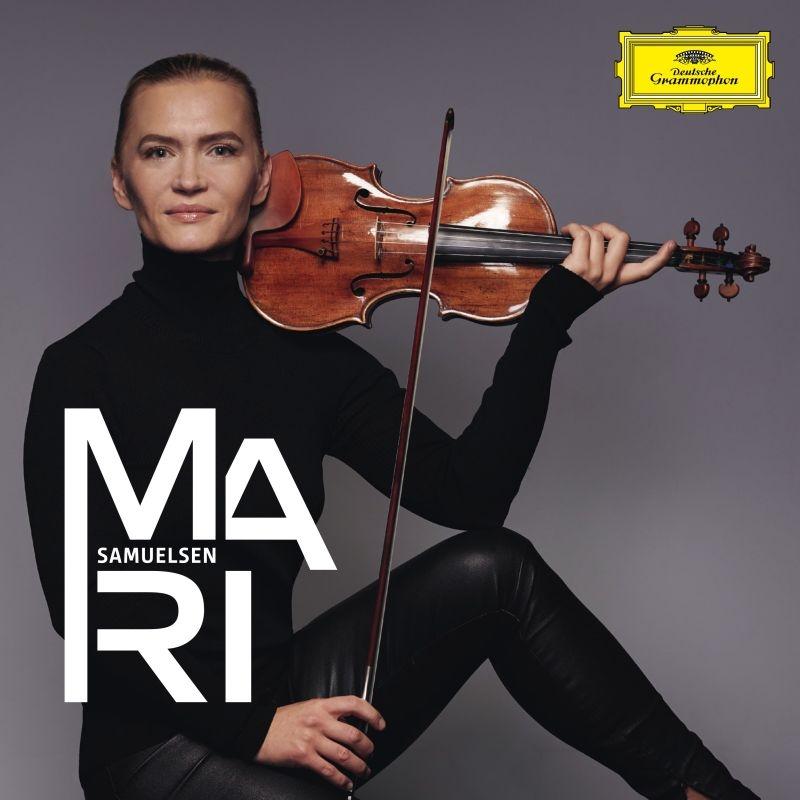 『マリ』 マリ・サムエルセン、ジョナサン・ストックハンマー&ベルリン・コンツェルトハウス管弦楽団(2CD)
