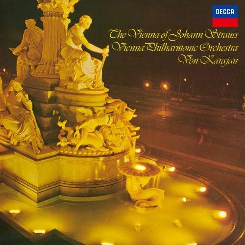 ヨハン・シュトラウス・コンサート、アヴェ・マリア ヘルベルト・フォン・カラヤン&ウィーン・フィル、レオンティーン・プライス(シングルレイヤー)