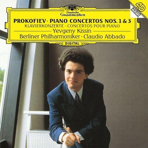 ピアノ協奏曲第3番、第1番 エフゲニー・キーシン、クラウディオ・アバド&ベルリン・フィル