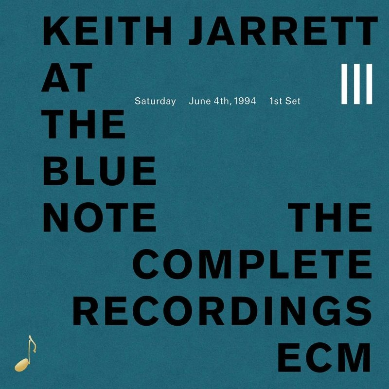 At The Blue Note Saturday June 4, 1994, First Set