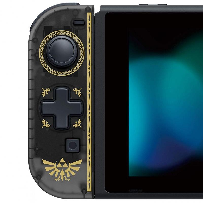 携帯モード専用 十字コン(L) for Nintendo Switch(ゼルダの伝説)