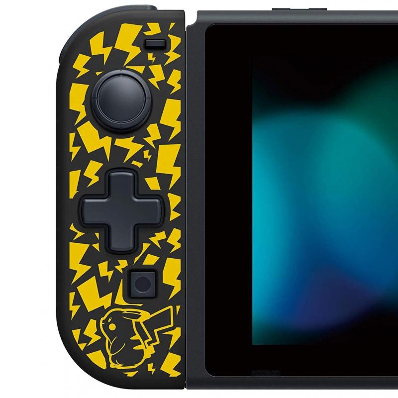 携帯モード専用 十字コン(L) for Nintendo Switch(ピカチュウ)