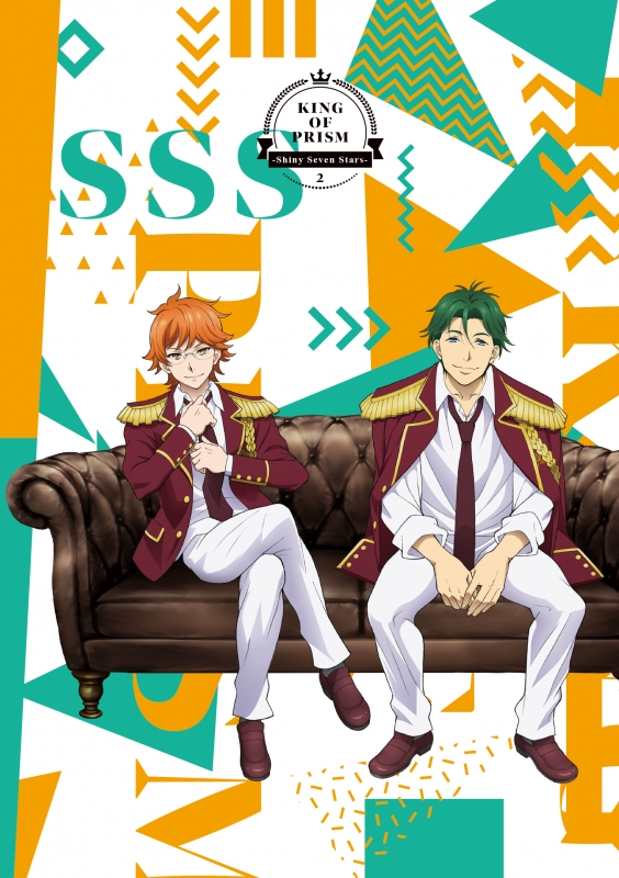 KING OF PRISM -Shiny Seven Stars-第2巻