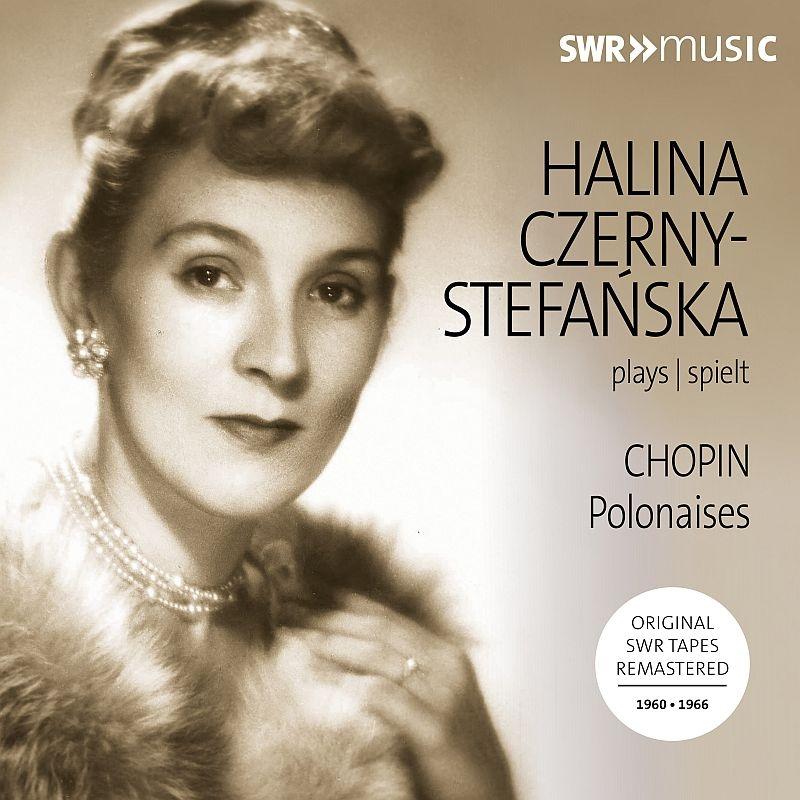ショパン:ポロネーズ集、シマノフスキ:練習曲、ザレプスキ:グランド・ポロネーズ、他 ハリーナ・チェルニー=ステファンスカ(1960、1966)