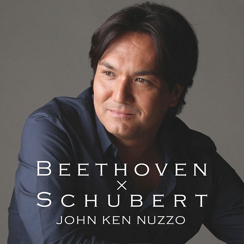 John Ken Nuzzo : Beethoven X Schubert : Lider
