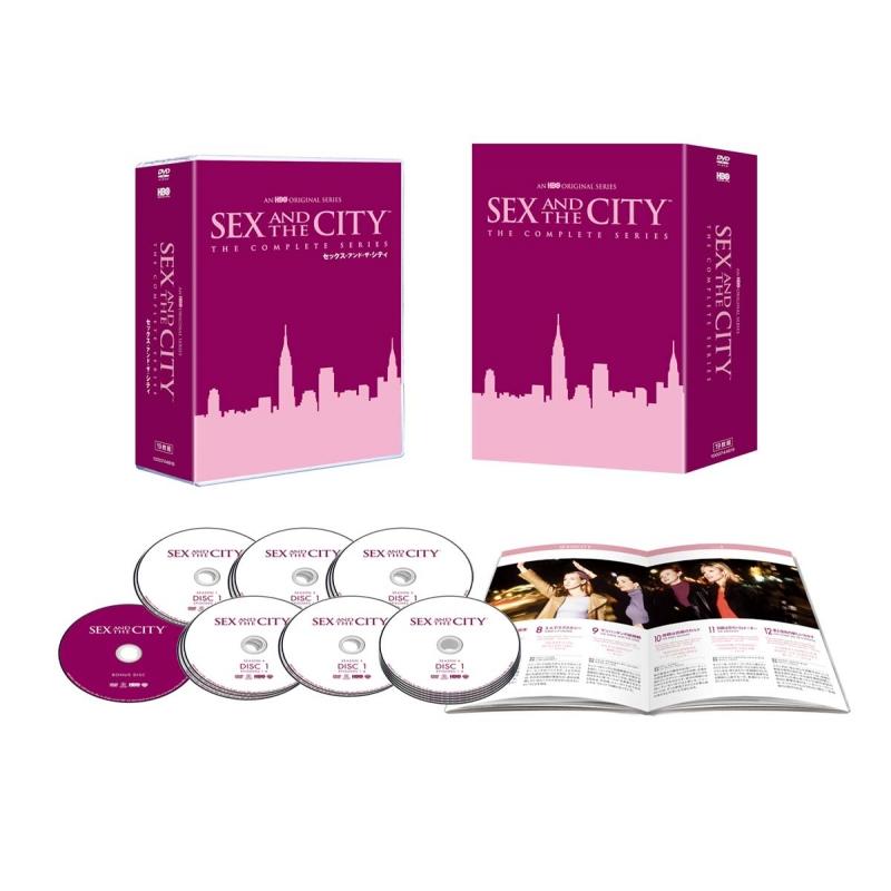 セックス・アンド・ザ・シティ <シーズン1-6> DVD全巻セット
