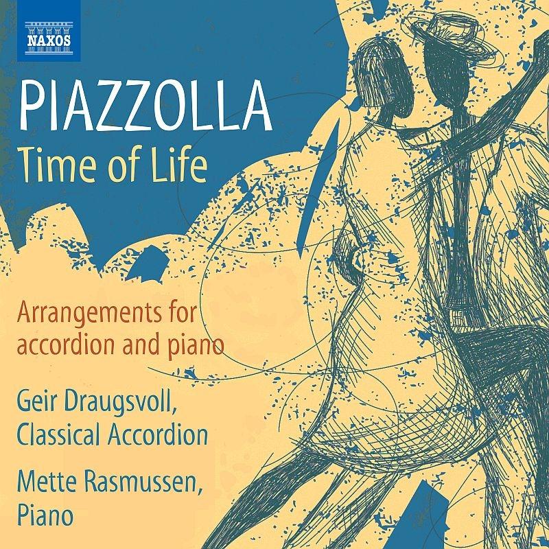アコーディオンとピアノのための編曲集 ゲイル・ドラウグスヴォル、メッテ・ラスムッセン