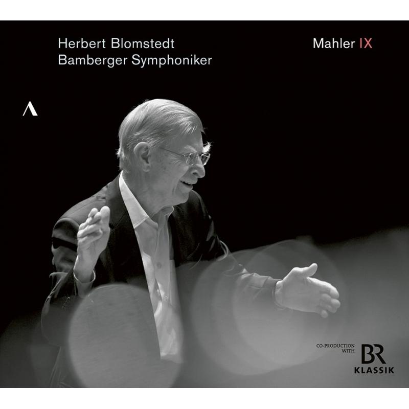 交響曲第9番 ヘルベルト・ブロムシュテット&バンベルク交響楽団(2CD)