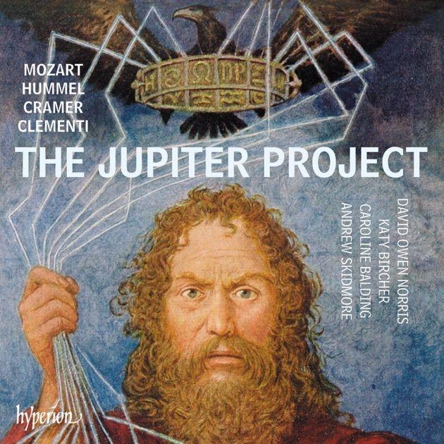 『ジュピター・プロジェクト〜19世紀ロンドンにおけるモーツァルト室内楽版〜交響曲第41番、ピアノ協奏曲第21番、他』 デイヴィッド・オーウェン・ノリス、他