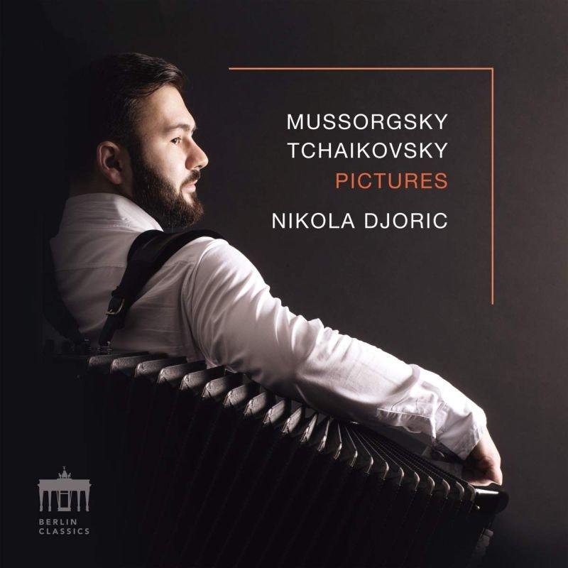 ムソルグスキー:展覧会の絵、チャイコフスキー:子供のアルバムより ニコラ・ジョリチ(アコーディオン)