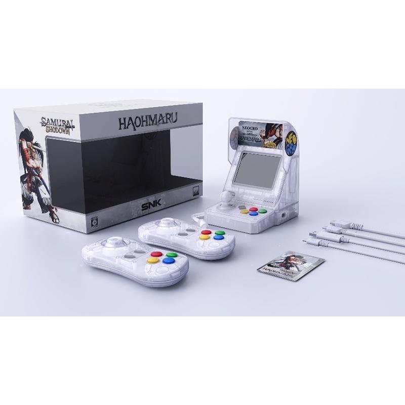 NEOGEO mini サムライスピリッツ 限定版セット 覇王丸