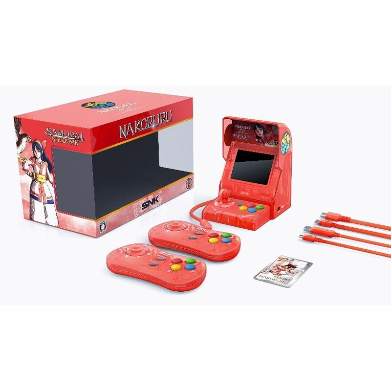 NEOGEO mini サムライスピリッツ 限定版セット ナコルル