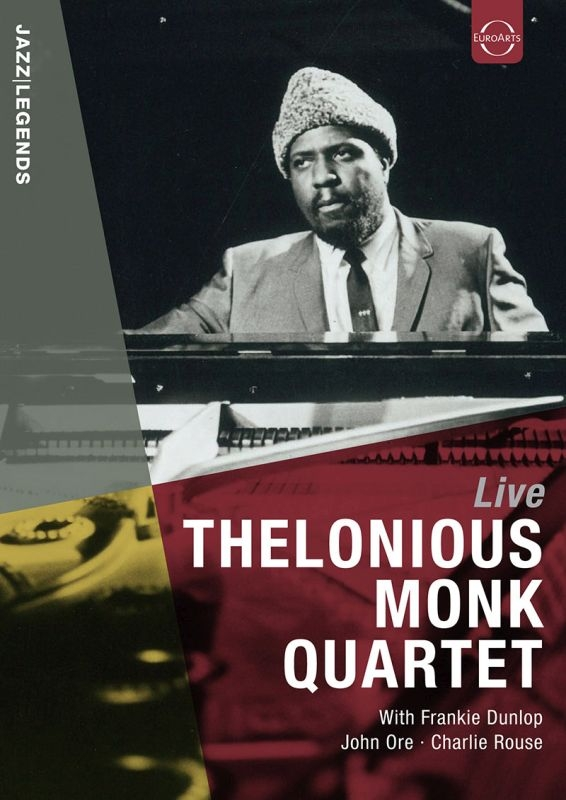 Jazz Legends: Thelonious Monk Quartet