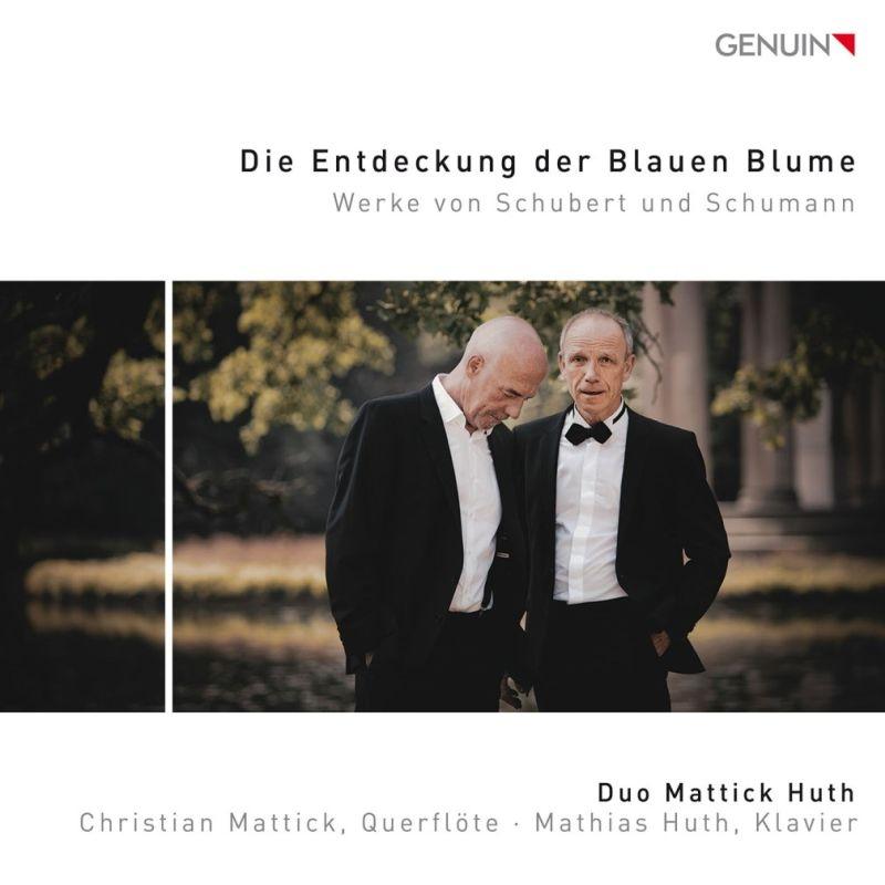 シューベルト:『しぼめる花』による序奏と変奏曲、『白鳥の歌』より、シューマン:おとぎの絵本、他 デュオ・マティック・フート