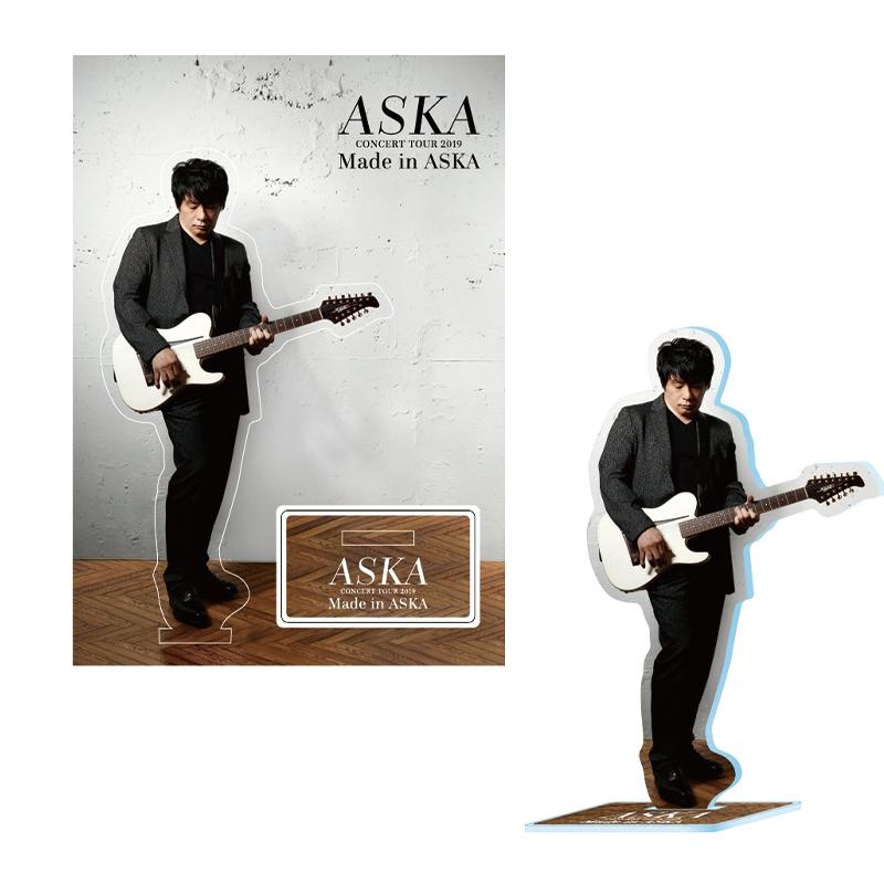 『Made in ASKA』 アクリルスタンド(STANDARD ver)