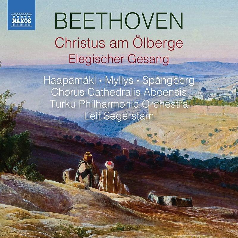 『オリーブ山上のキリスト』、悲歌 レイフ・セーゲルスタム&トゥルク・フィル、アボエンシス大聖堂聖歌隊、ユッシ・ミュリュス、他