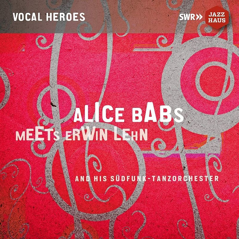 Alice Babs Meets Erwin Lehn And His Sudfunk-tanzorchester