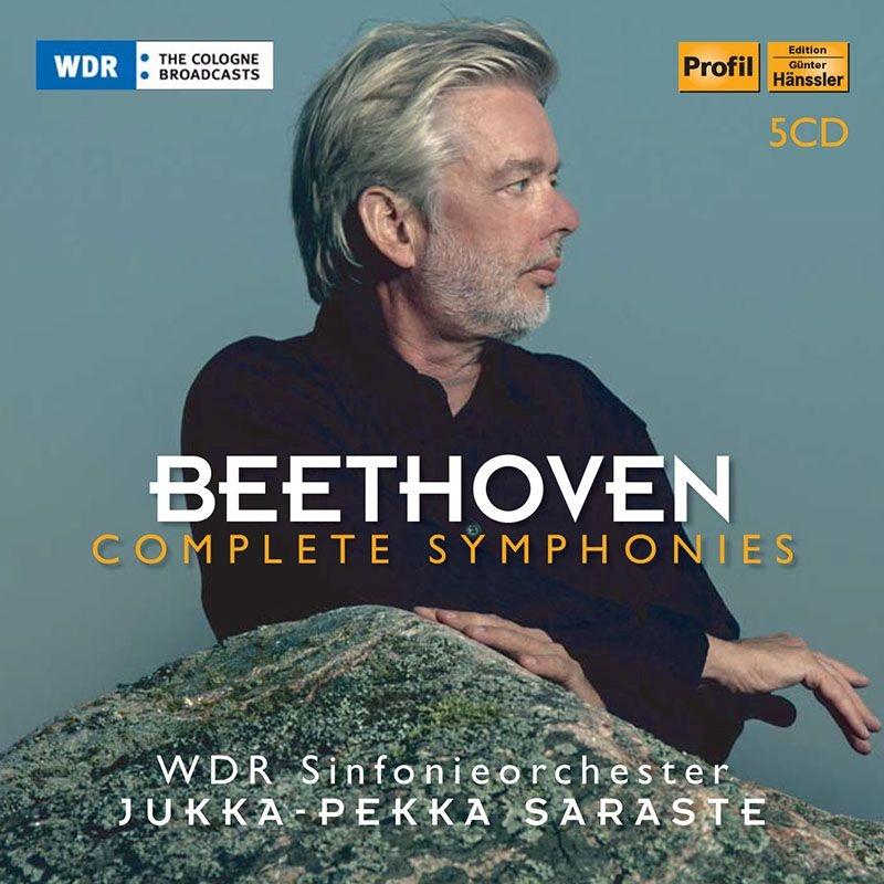 交響曲全集 ユッカ=ペッカ・サラステ&ケルンWDR交響楽団(5CD)