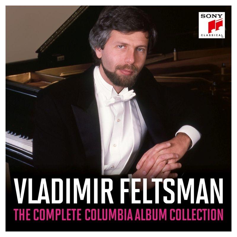 ウラディミール・フェルツマン/コンプリート・ソニー・レコーディングス(8CD)
