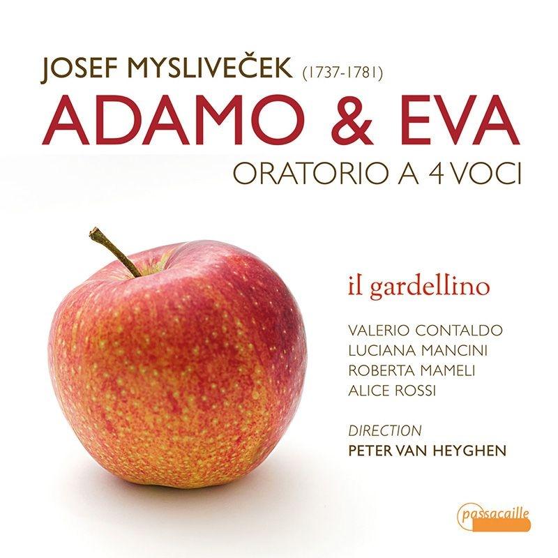 オラトリオ『アダムとイヴ』 ピーター・ファン・ヘイゲン&イル・ガルデリーノ(2CD)