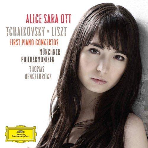 チャイコフスキー:ピアノ協奏曲第1番、リスト:ピアノ協奏曲第1番 アリス=紗良・オット、トーマス・ヘンゲルブロック&ミュンヘン・フィル