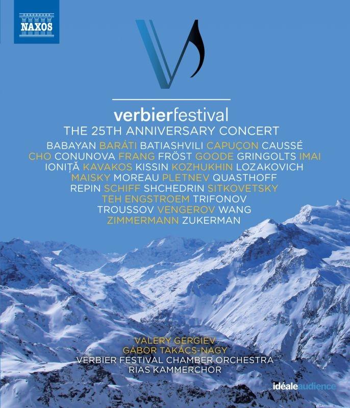ヴェルビエ音楽祭 25周年記念コンサート