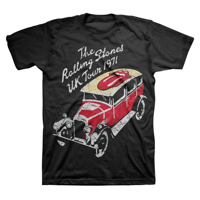 TRS 71 Tour Truck SS Tee Brown XL