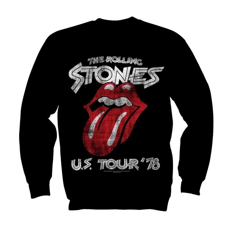 TRS US Tour 78 LS Tee Black 2XL