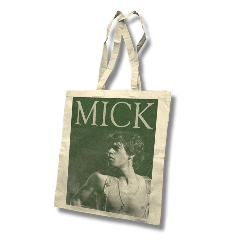 Mick Tote White