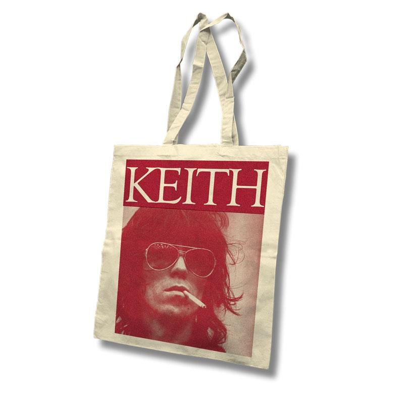Keith Tote White